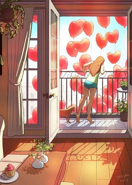 Домашние питомцы разделяют с хозяевами как грустные, так и радостные моменты.