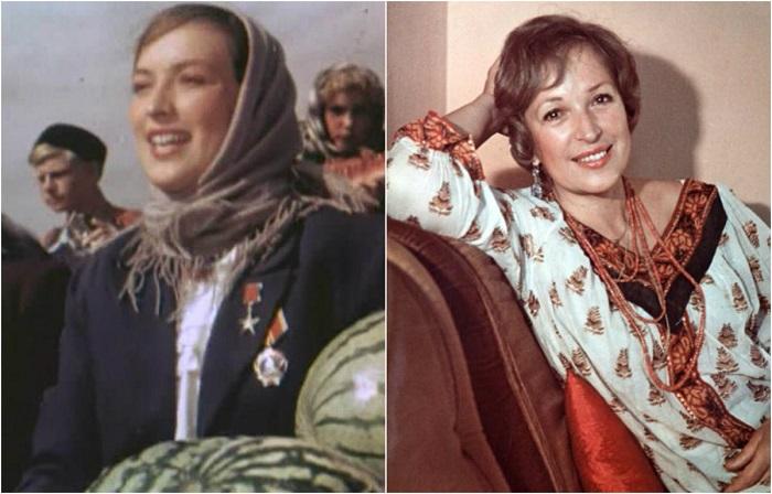 За главную женскую роль молодой казачки Даши в музыкальной комедии актриса получила Сталинскую премию.