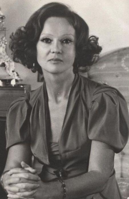 Лучшая актриса по результатам опроса журнала «Советский экран», 1983 год.   Фото: trust.ua.