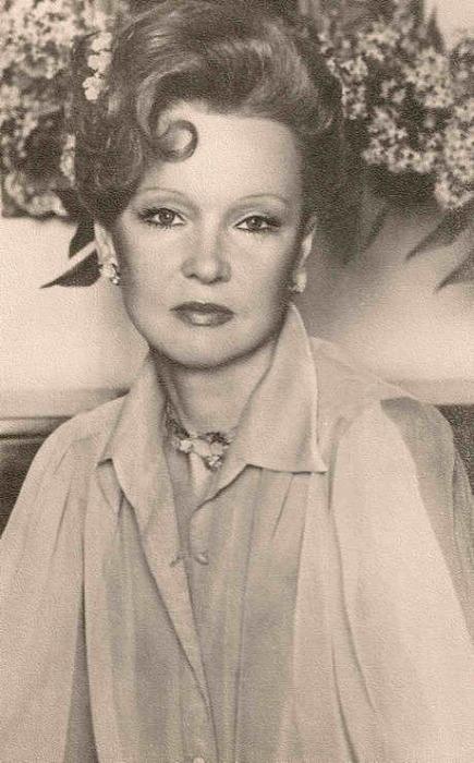 Необыкновенная женщина, любимая миллионами.   Фото: funlib.ru.