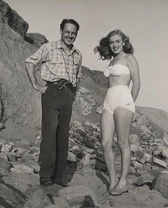 Ричард Миллер, который был одним из первых фотографов, работавших с будущей знаменитостью, скончался в возрасте 98-ми лет в 2010 году.