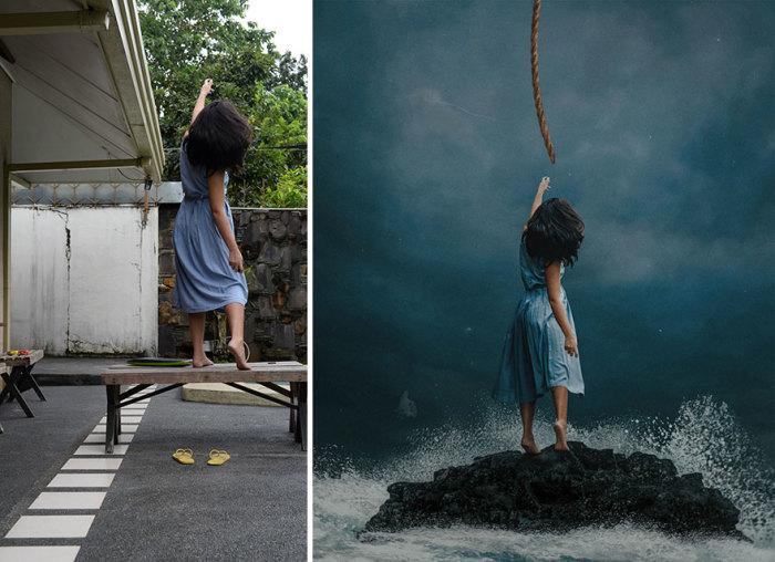 Иногда надежда является последним, что заставляет человека не сдаваться.