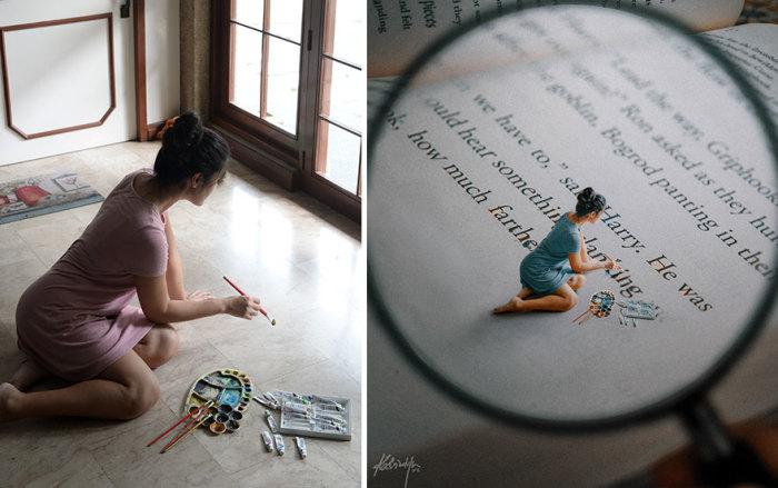 Взгляд на создание печатных книг в другой перспективе.
