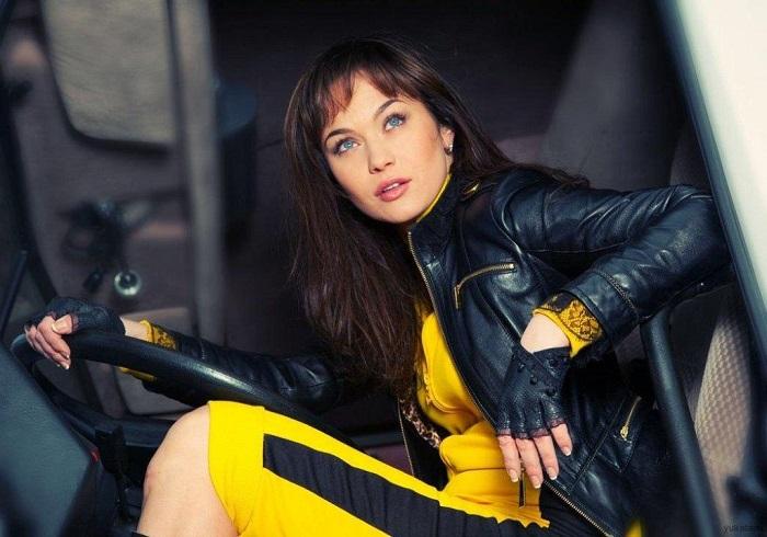 Актриса, модель и телеведущая, наибольшую известность получила в 2009 г. после съемок сериала «Маргоша». /Фото: vokrug.tv