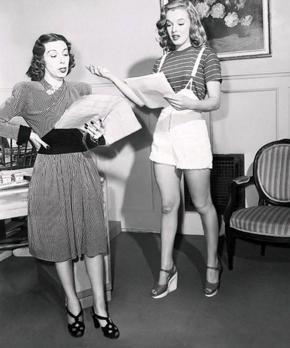 Актерские уроки с тренером Хеленой Сорелл.