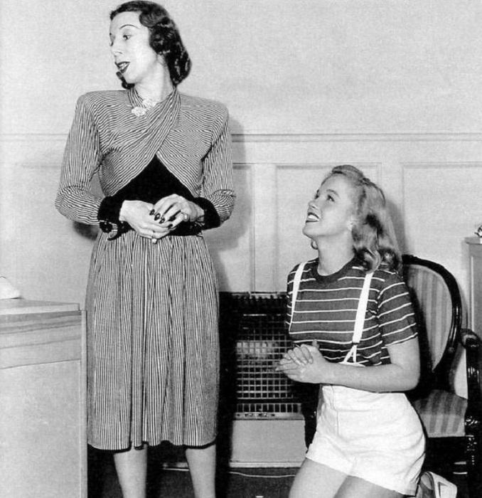 По словам самой Мэрилин, она всегда хотела быть драматической актрисой.