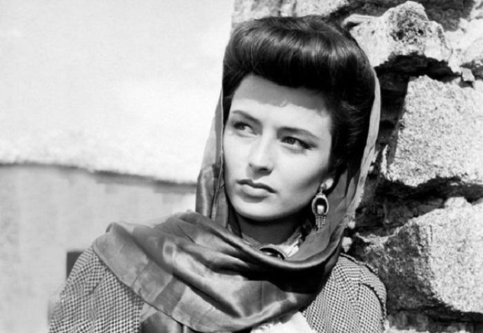 Итальянская актриса.