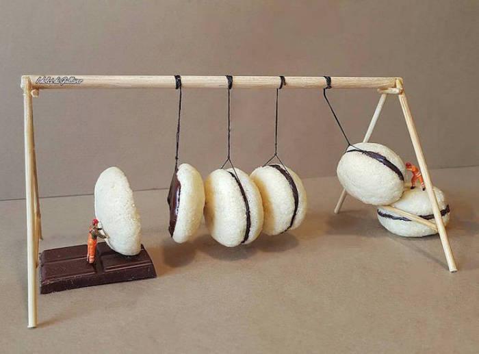 Печеньки для релаксации.