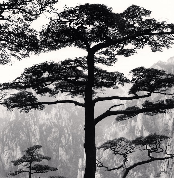 Британский фотограф Майкл Кенна (Michael Kenna) – мастер черно-белой съемки пейзажных фотографий.