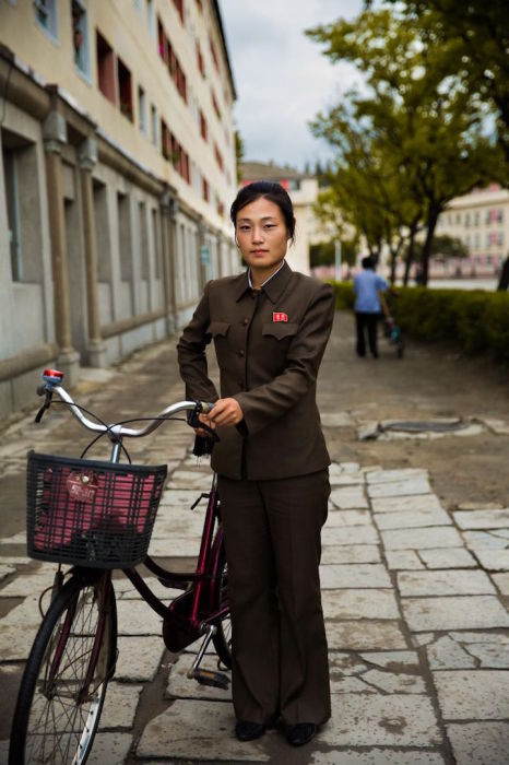 Велосипеды в этой стране — самый популярный вид транспорта.