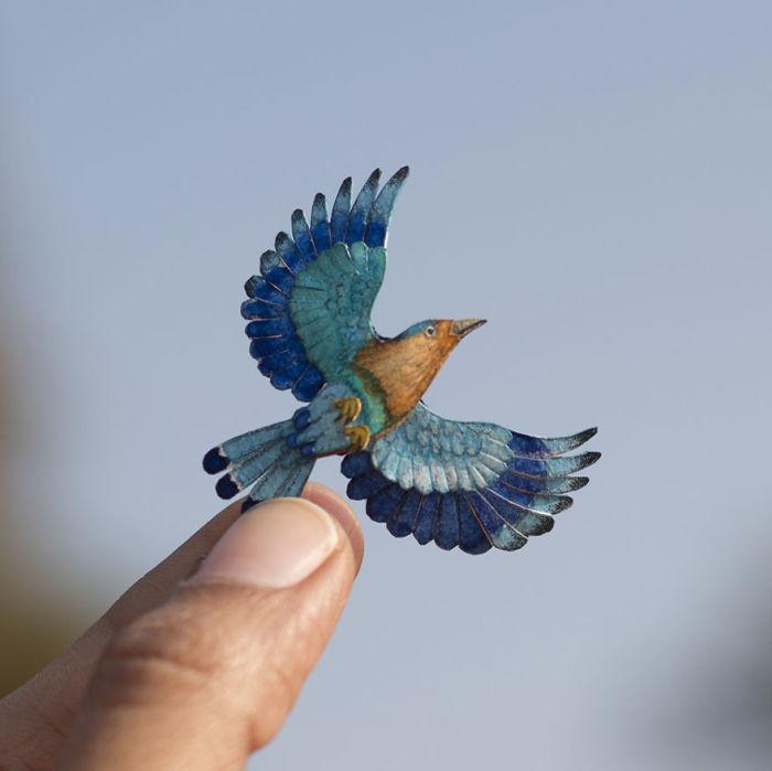 «Синяя птица.»