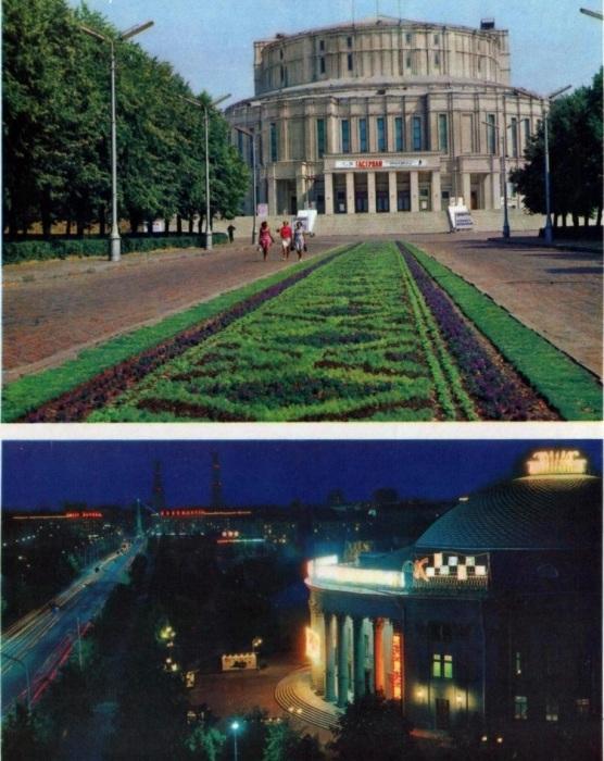 Ведущий музыкальный театр Белоруссии и один из самых известных цирков мира.