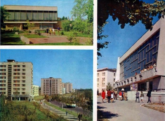 Любимые места отдыха жителей Минска.