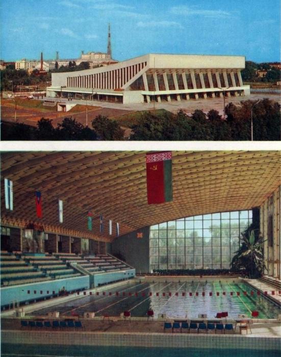 Спортивно-оздоровительные центры Минска.