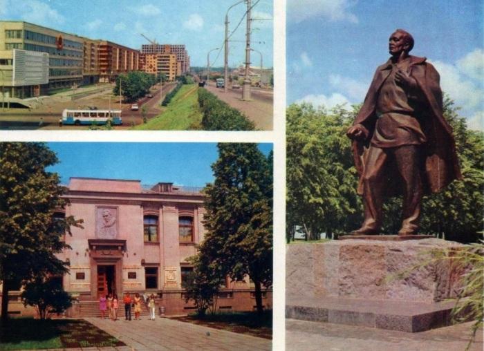 Народный поэт Белоруссии, в честь которого названы улицы, музеи, парки.
