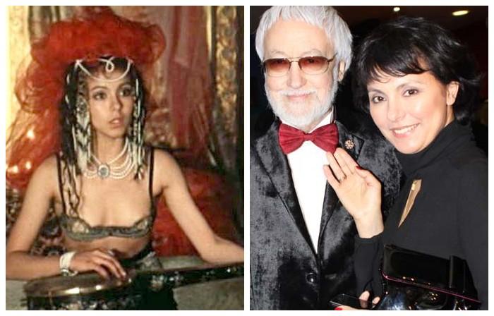 На роль возлюбленной графа Монте-Кристо - Гайде с карими лучистыми глазами, была утверждена 17-летняя ученица Ташкентского хореографического училища.
