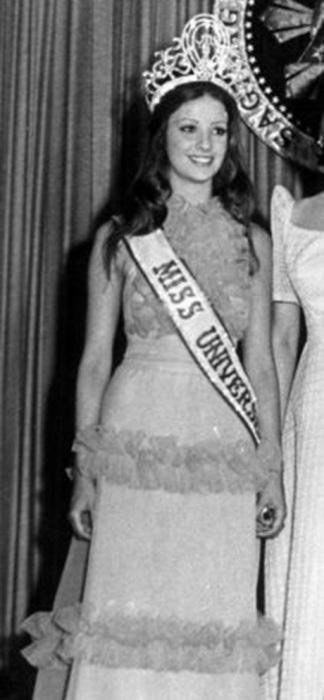 Испанская актриса и фотомодель, победительница конкурса «Мисс Вселенная 1974».