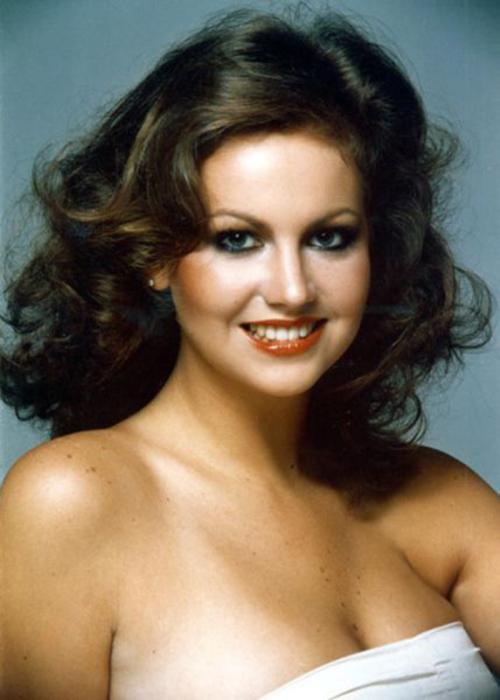 Победительница конкурса «Мисс Вселенная 1978».