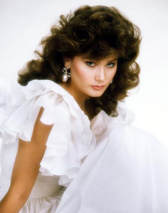 Победительница конкурса «Мисс Вселенная 1982».