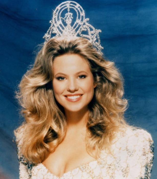 Нидерландская актриса, победительница конкурса «Мисс Вселенная 1989».