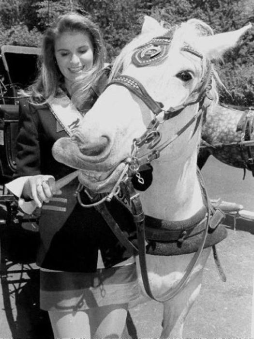 Самая обаятельная победительница конкурса «Мисс Вселенная 1992».
