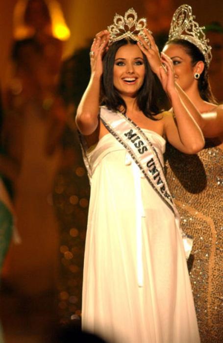 Российская телеведущая, победительница конкурсов «Мисс Санкт-Петербург», «Мисс Россия» и победительница конкурса «Мисс Вселенная 2002».
