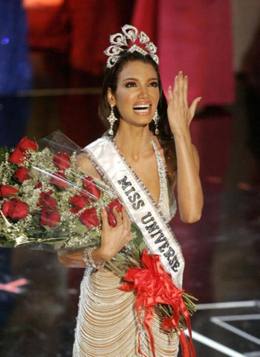 Пуэрто-риканская королева красоты, победительница конкурса «Мисс Вселенная 2006».
