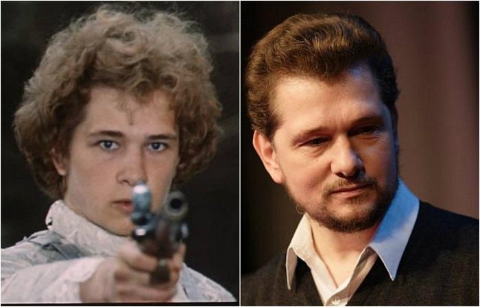 Скромного романтика, провинциального помещика Алексея Федяшева, влюбленного в статую сыграл актёр театра и кино.
