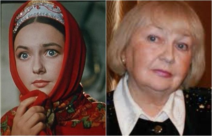 Украинской актрисе досталась главная женская роль фильма – яркой и задорной девушки Оксаны, после которой 19-летняя девушка стала знаменитостью.