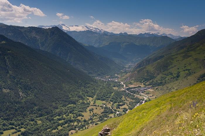 Таинственная долина Аран, затерянная в глубине гор. Фотограф Гари Арндт.