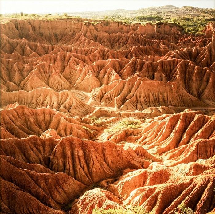 Неземная красота гор. Французский фотограф Кристоф Визо.