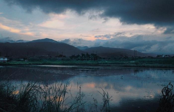 Красивейшее озеро, окруженное величественными горами. Фотограф Ивонна Лу, Тайвань.