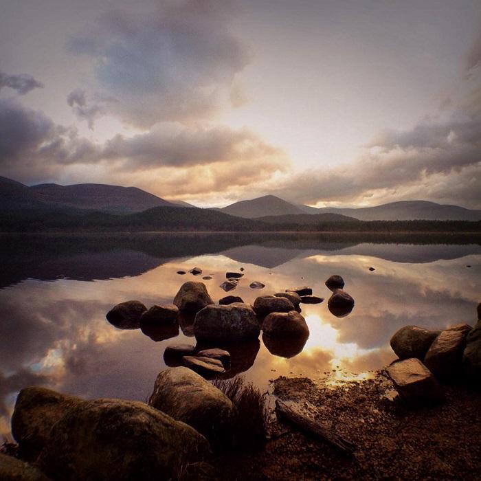 Спокойствие природы. Шотландский фотограф Катрина Стюарт.