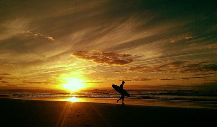 Путь к океану. Фотограф Elyse Lu.