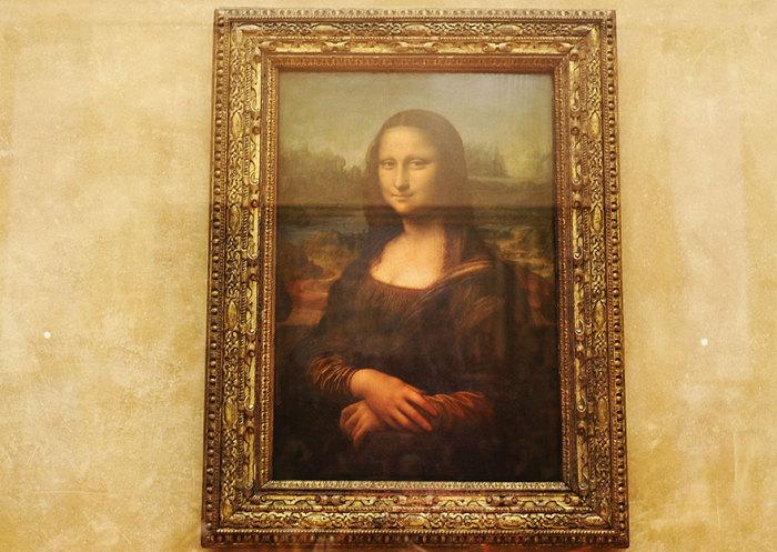 Портрет молодой женщины, написанный итальянским художником Леонардо да Винчи.