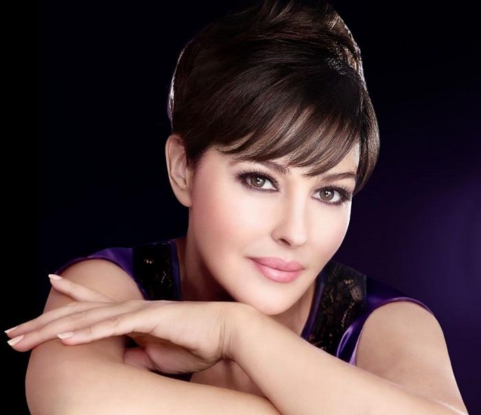 10 божественных итальянских актрис, достойных восхищения. Моника Беллуччи.