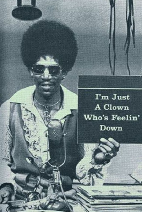 Морган и его одна из первых телевизионных ролей, 1970 год.