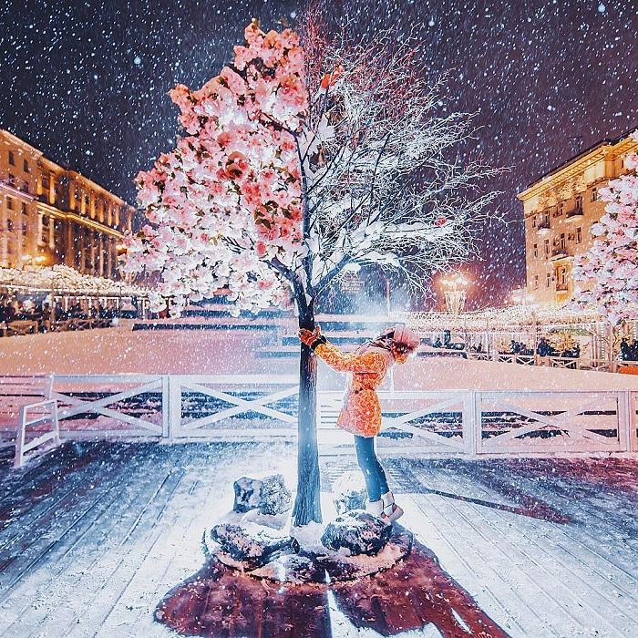 Пусть у каждого этой зимой сбудется самое заветное желание!!!