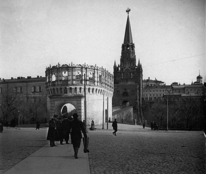 Фотографии Москвы в 1900-1914 годах.