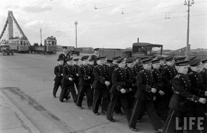Марш моряков-гвардейцев.