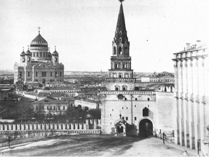 Тверской район, Московский Кремль.
