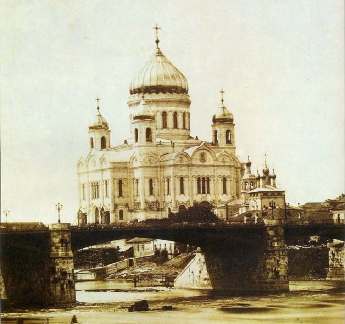 Снимок сделан в 1869 году.