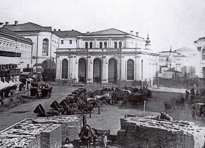 Снимок сделан в 1864 году.