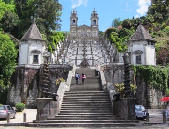 Лестница «Bom Jesus».