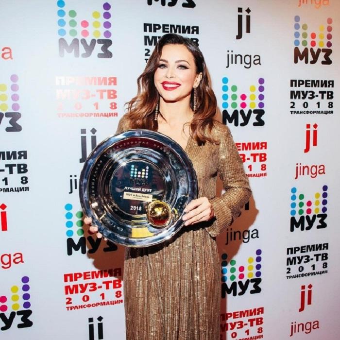 Талантливая украинская поп-певица.