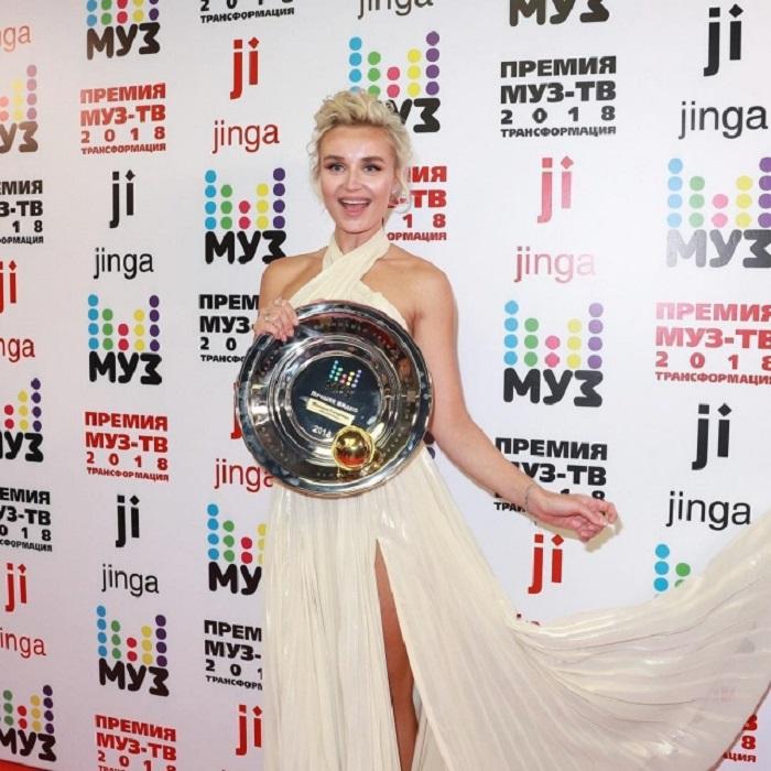 Российская певица, композитор, актриса, модель.