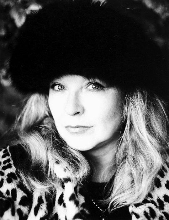 Французская актриса и певица русского происхождения. 1989 год.