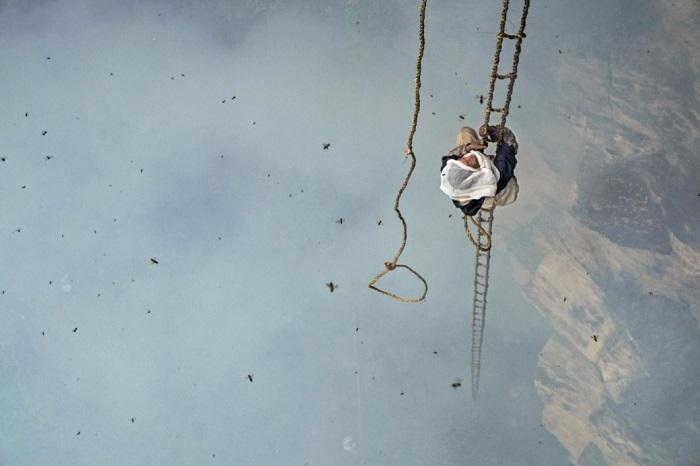 Автор снимка – американский фотограф-альпинист Ренан Озтурк (Renan Ozturk).