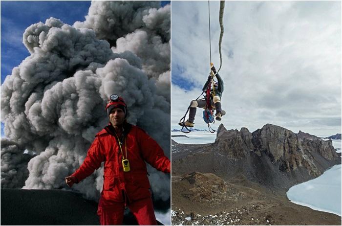 Рискованные и сложные экспедиций.