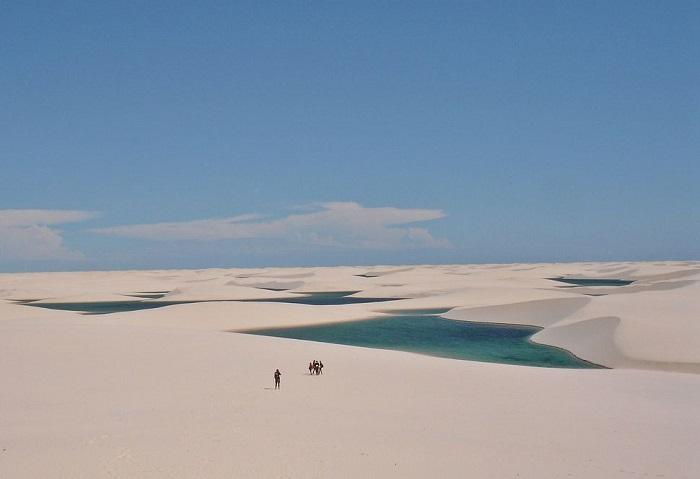 Необыкновенное место на берегу Атлантического океана, которое богато на фантастические памятники природы.